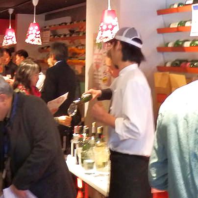 CASVAL 両国店 日本ワイン試飲会