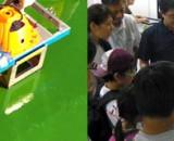 深海探査機『江戸っ子1号』特別展示inすみだ水族館」