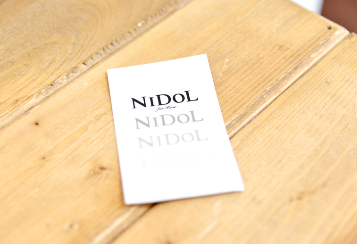 NIDOL for hair