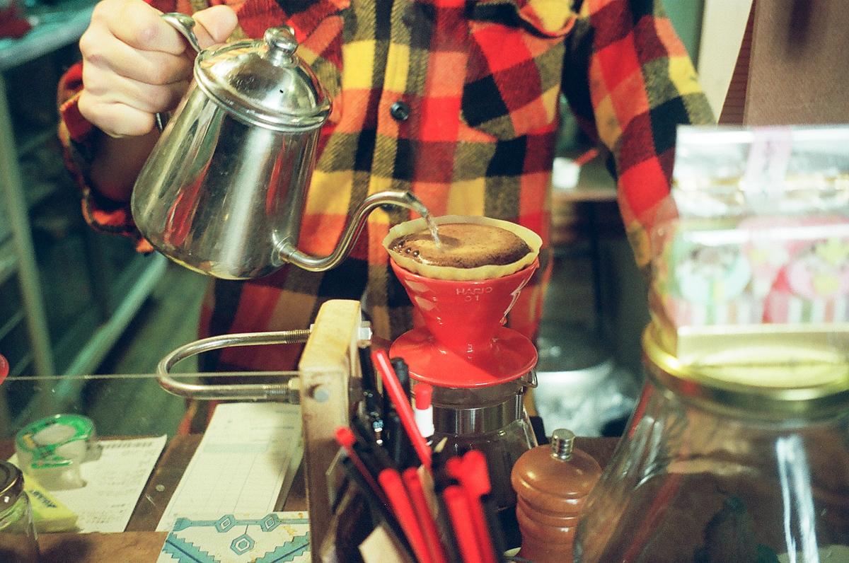 ムームーコーヒー